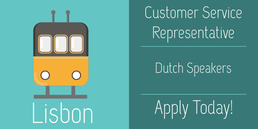 Dutch Customer Support Jobs in Lisbon, Portugal